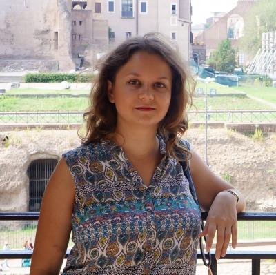 Оксана Максимець